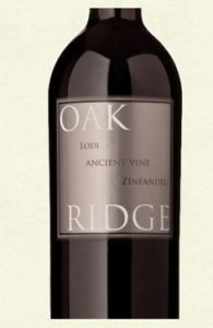 oak ridge wine