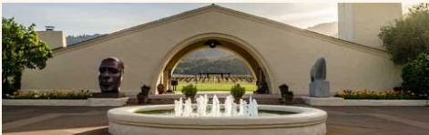 Photo courtesy of Robert Mondavi Winery